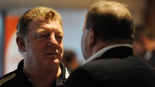 Phil Gould has turned the Panthers around.
