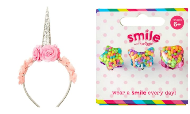 Hold on to your tiaras: Smiggle is releasing a jewellery range