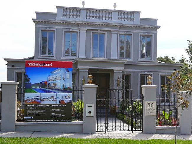 McMansion Home Invasion Changing The Face Of Melbourne S