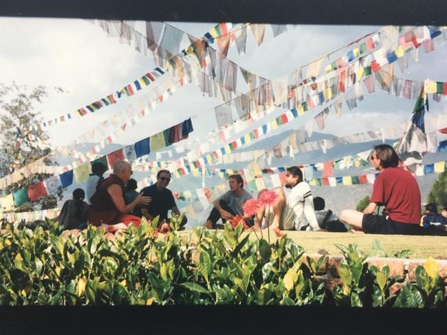 Nepal has long attracted travellers seeking spiritual fulfilment. Picture: Alice Williams