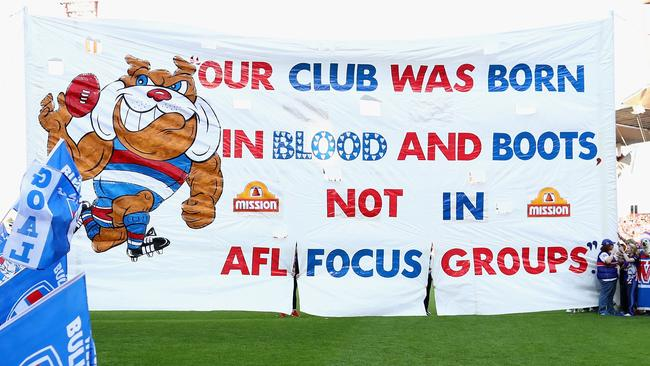 afl banners how to make
