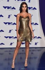 Chantel Jeffries attends the 2017 MTV Video Music Awards at The Forum on August 27, 2017 in Inglewood, California. Picture: Getty