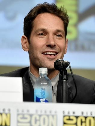 <i>Knocked Up </i>actor Paul Rudd is 45.
