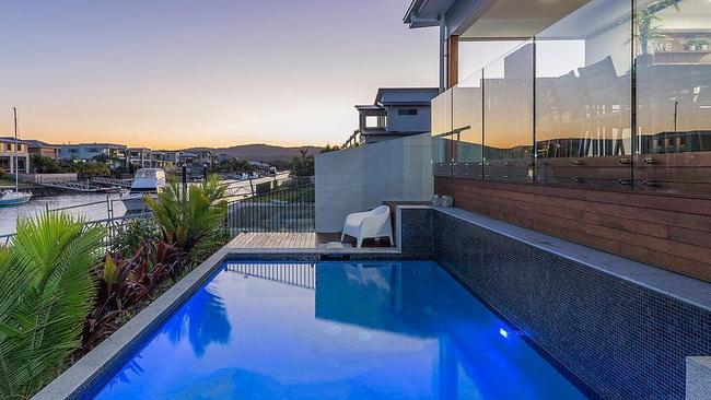 Pool with a view.Source: Supplied