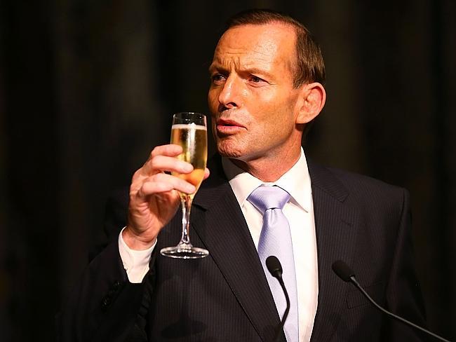 This is Tony Abbott's worst week