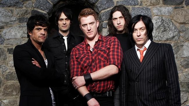 Rockers from Queens Of The Stone Age.