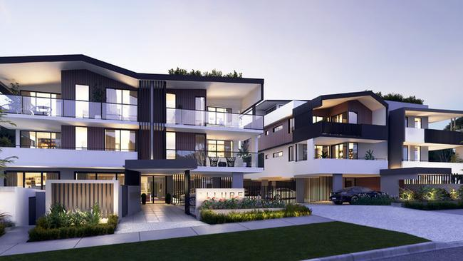 Allure Residences, Hicks St, Mount Gravatt East.
