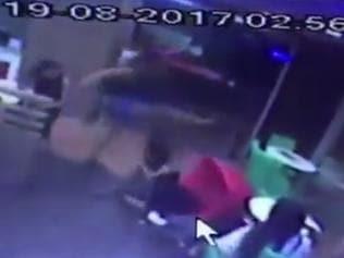 McDonald's incident in Bangkok Thailand