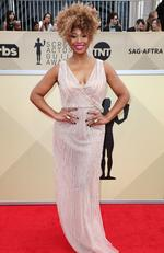 TV personality Tanika Ray attends the 24th Annual Screen Actors Guild Awards at The Shrine Auditorium on January 21, 2018 in Los Angeles, California. Picture: Frederick M. Brown/Getty Images