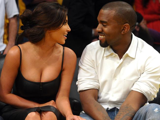 Try looking at her eyes for a change Kanye.