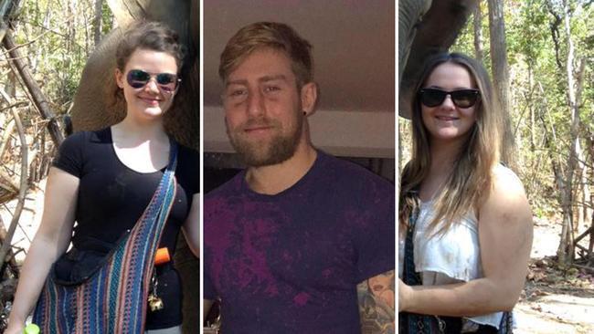 Backpacker tragedy: Three dead