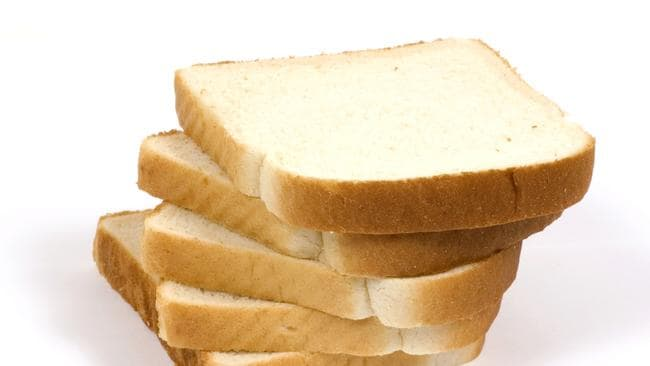 Good on ya, mum: Carb-conscious consumers cutting white bread.