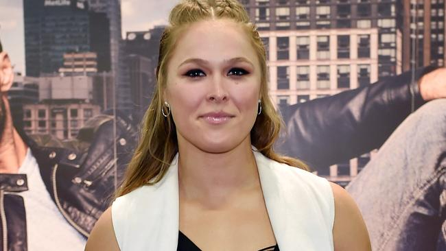 Ronda Rousey comes to a decision to proceed her Hollywood occupation Ronda Rousey comes to a decision to proceed her Hollywood occupation 2a65968fe24583e98bb8a75fa6e47413