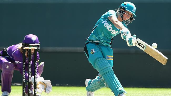 Hurricanes to bat first in BBL at Gabba
