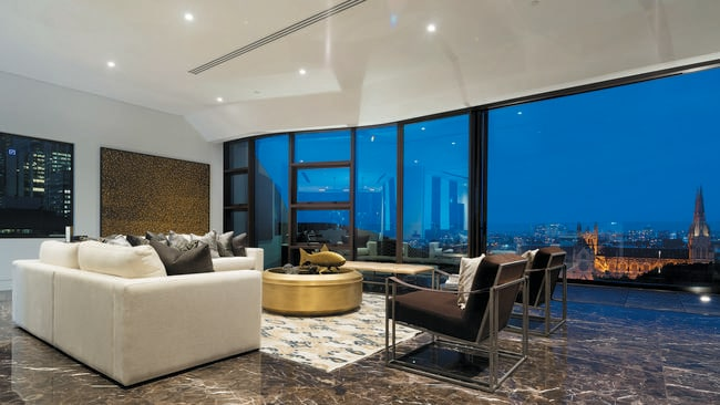 This 15 million sydney penthouse apartment may be the for Penthouse apartment price