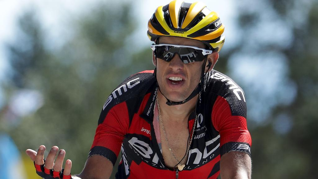 Tour de france crash video richie porte chris froome for Richie porte and bmc