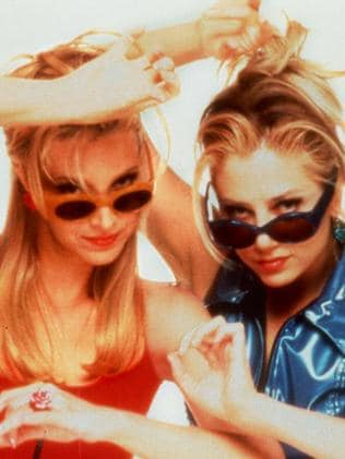 Lisa Kudrow and Mira Sorvino were in the cult classic Romy and Michele's High School Reunion