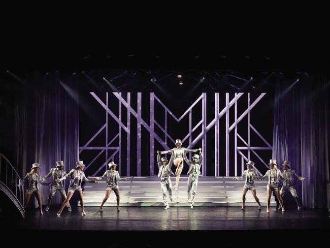 """Born To Dance"" on Princess Cruises. Picture: Supplied."
