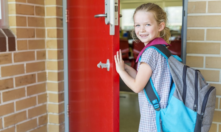 Are YOU ready for your child to start school?