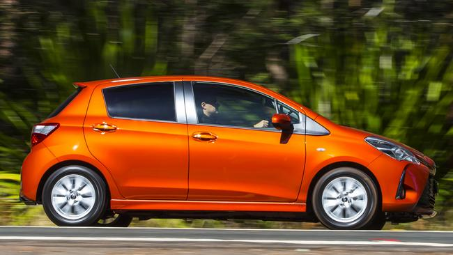 The Toyota Yaris ZR is a good deal at its current, discounted drive-away price. Photo: Supplied.