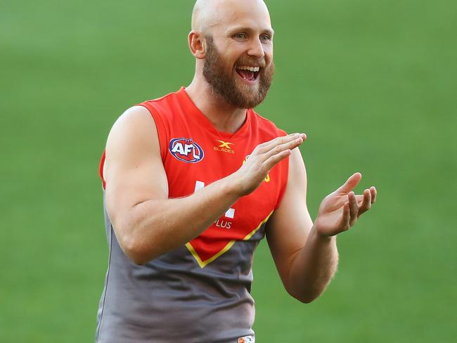 Is Gary Ablett about to play his final game of footy?