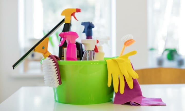 The cleaning product that's a waste of money according to a scientist
