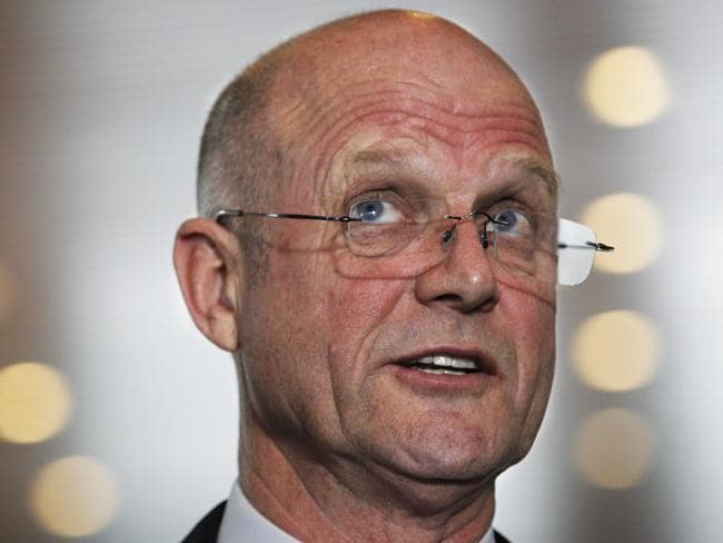 It's time ... NSW Liberal Democrat Senator David Leyonhjelm says he will introduce a marriage deregulation amendment bill into the Senate.