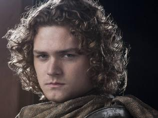 Finn Jones playing Ser Loras Tyrell in Game of Thrones
