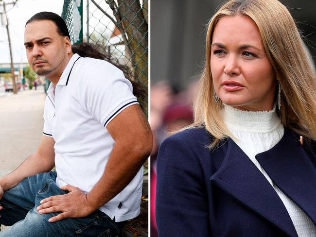 Valentin Rivera and Vanessa Trump. Pictures: Annie Wermiel/NY Post / Getty Images