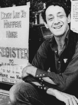 The real Harvey Milk.