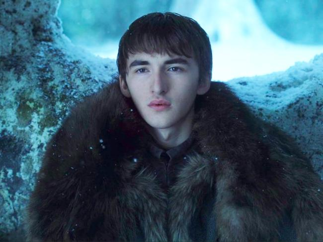 Bran Stark in Game of Thrones. Picture: HBO