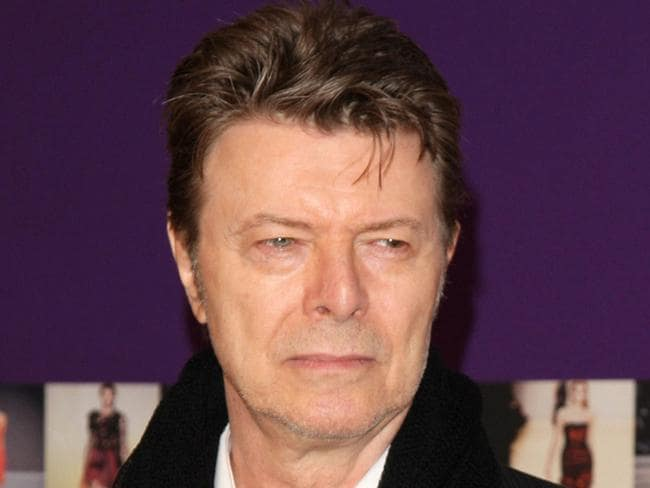 Bowie's death was as intensely private as his 18-month cancer battle. Picture: AP