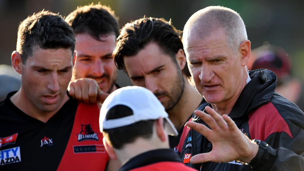 Mickan the man to make West Adelaide knuckle down after ...