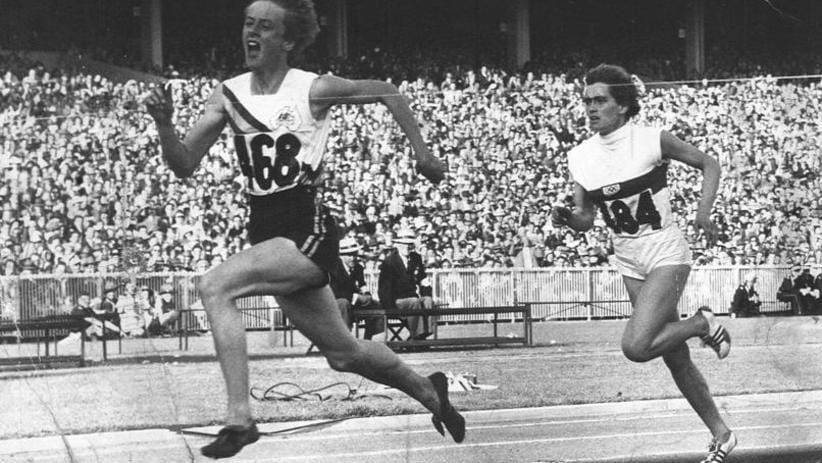 Betty Cuthbert 4 Olympic medals nude (12 pictures), leaked Topless, YouTube, legs 2016