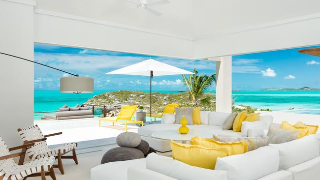 Turtle Tail Estate. Picture: Turks and Caicos Sothebys International Realty.