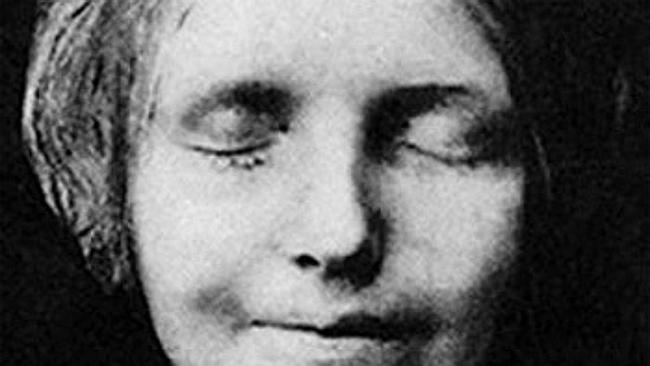 An image of the woman believed to be a spy.