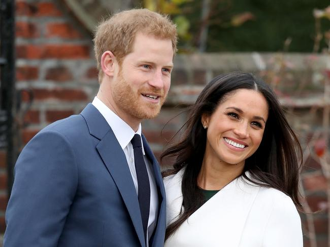 Prince Harry and Meghan Markle's wedding will take place at Windsor Chapel. Picture: Chris Jackson/Getty Images
