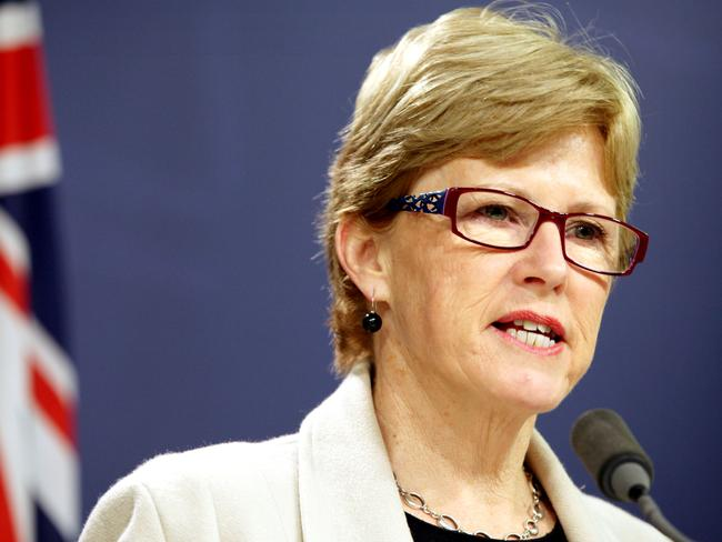 The challenger ... Christine Milne says the Greens are not afraid of a double dissolution election over renewable energy.