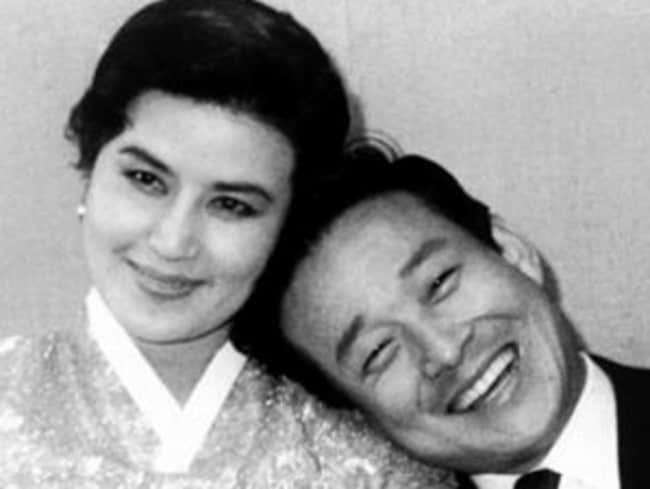Actor Choi Eun-hee and director Shin Sang-ok were kidnapped in 1978 by the North Korean regime. Picture: Supplied