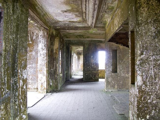 Inside Bokor Hill. Picture: Aram V, Flickr