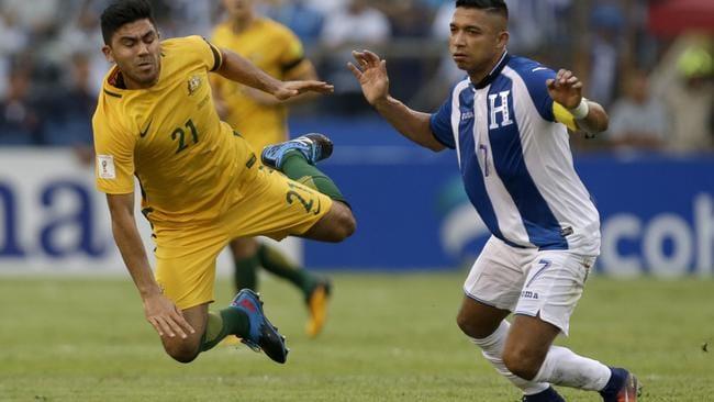 Honduras coach: Someone is giving info to Australia