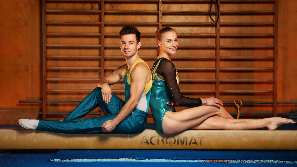 Georgia Luxury Motors >> Gold Coast Commonwealth Games: Gymnastics team named | The Courier-Mail