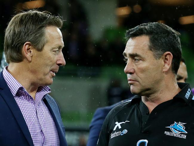 Coaching battle could decide grand final