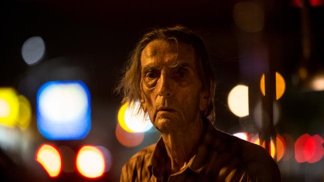 Harry Dean Stanton plays the title role of a lifelong loner.