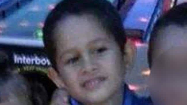 Chayce Kofe, a 5-year-old boy who was swept to sea at Pearl Beach.