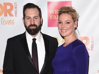 "FILE: Katherine Heigl Welcomes Baby Boy With Josh Kelley ""TrevorLIVE LA"" Honoring Robert Greenblatt, Yahoo And Skylar Kergil For The Trevor Project - Arrivals"