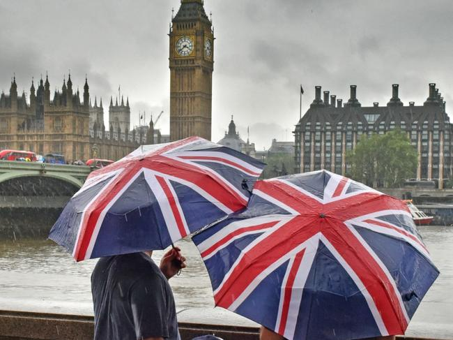 Britain not as great a destination