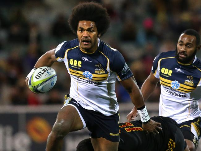Brumbies winger Henry Speight is an exciting looming inclusion for the Wallabies.