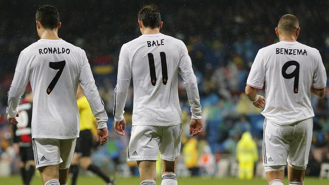 Gareth Bale says La Liga is the best league in world football.