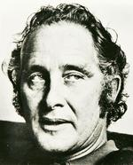 A surveillance photo of Ronnie Biggs is seen on display at The National Archives on September 30, 2005 in London, England. Picture: Getty Images